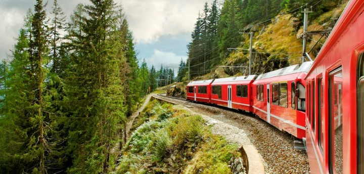 2.1. Traveling Within Europe - Eurail