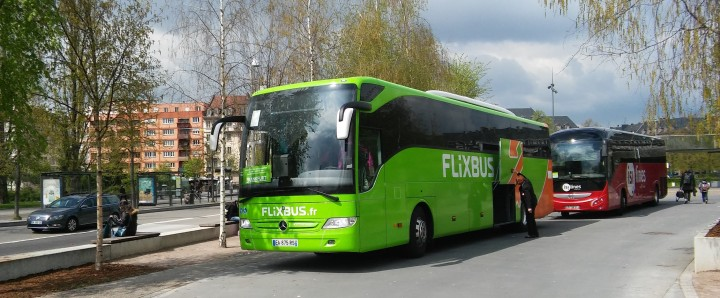 2.2. Traveling Within Europe - Flixbus