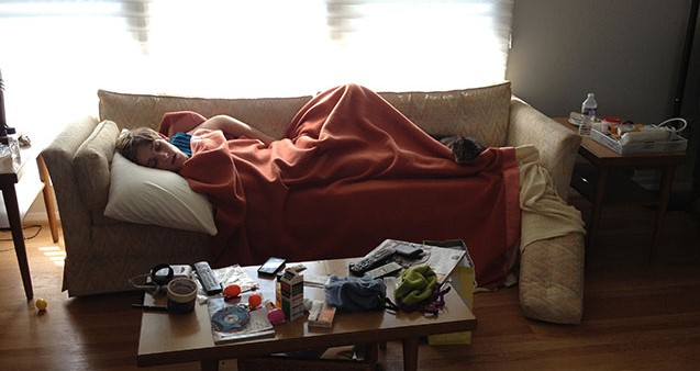 3.2. Accommodation - Couchsurfing
