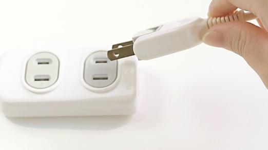 Japanese plug and socket